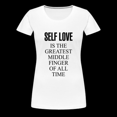 SELF LOVE - Women's Premium T-Shirt