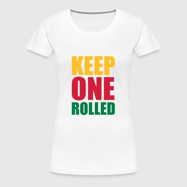 Cannabis - Reggae - Music - Weed - Marijuana - Fun - Women's Premium T-Shirt