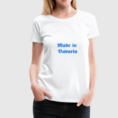 Made in Bavaria - Frauen Premium T-Shirt