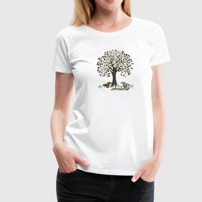shrooms - Frauen Premium T-Shirt