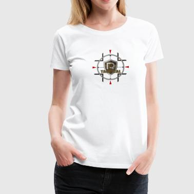 PR Tactical Sniper Edition - Frauen Premium T-Shirt