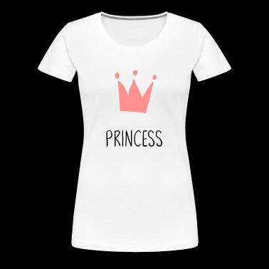Princess Princess Crown - Women's Premium T-Shirt