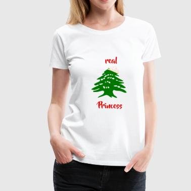 Lebanese princess - Women's Premium T-Shirt
