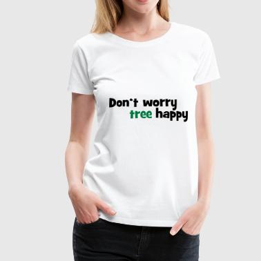 2541614 14062243 tree - Women's Premium T-Shirt