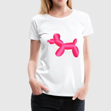 balloon animals - Women's Premium T-Shirt