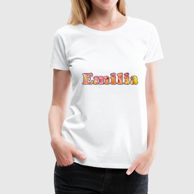 Name: Emilia - Frauen Premium T-Shirt