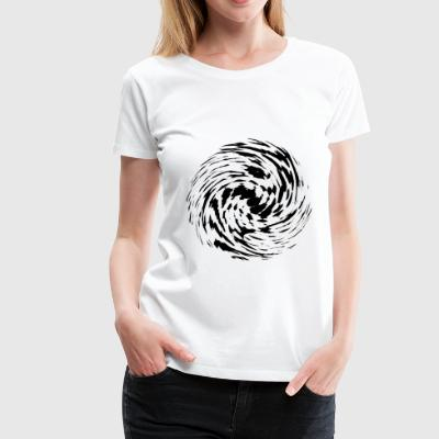 Dot - Frauen Premium T-Shirt