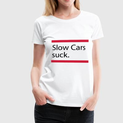 2541614 125408996 car - Women's Premium T-Shirt