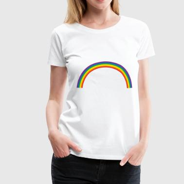 2541614 113788029 Rainbow - Women's Premium T-Shirt