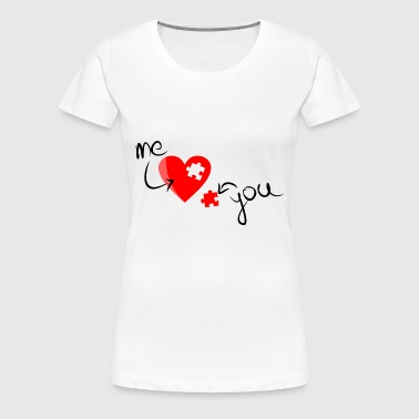 You are the token of my heart - Women's Premium T-Shirt