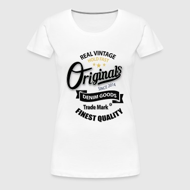 The Finest part ladies and kids - Women's Premium T-Shirt