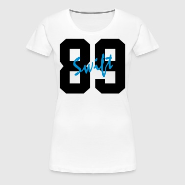 swift 89 - Women's Premium T-Shirt