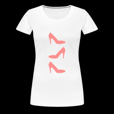 High Heels - Frauen Premium T-Shirt