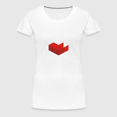 YouTube-Gaming - Frauen Premium T-Shirt