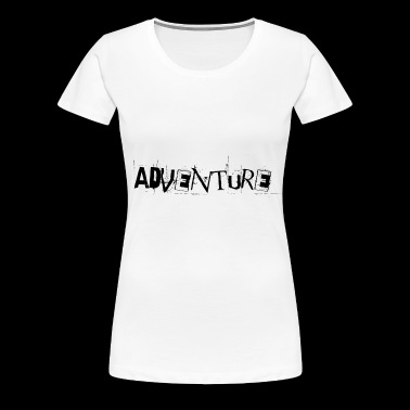 Adventure - Frauen Premium T-Shirt