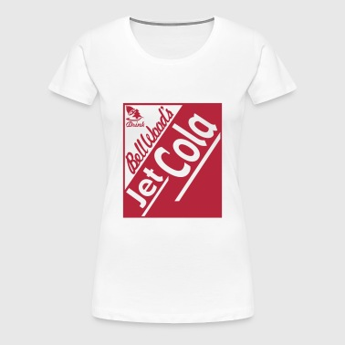 Jet Cola - Women's Premium T-Shirt