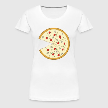 Pizza Couple (Part1) - Frauen Premium T-Shirt