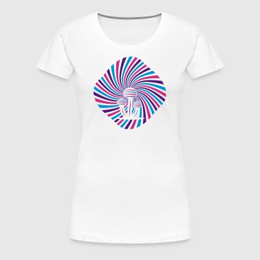 Magic Mushrooms - Premium-T-shirt dam