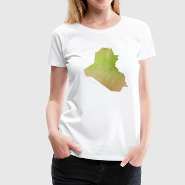 Iraq - Frauen Premium T-Shirt