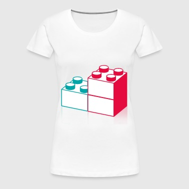 Block - Women's Premium T-Shirt
