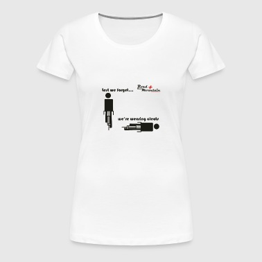 lest_we_forget_tshirt - Women's Premium T-Shirt