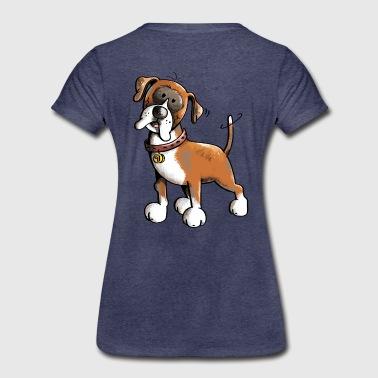 suchbegriff 39 boxer hund 39 geschenke online bestellen spreadshirt. Black Bedroom Furniture Sets. Home Design Ideas