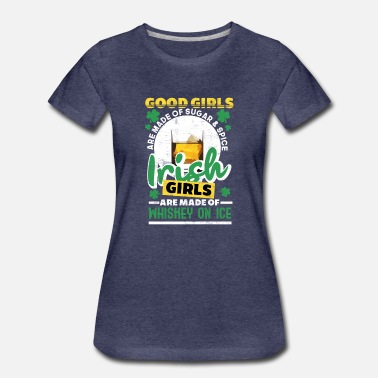 Irish Girls Irish Girl - Frauen Premium T-Shirt