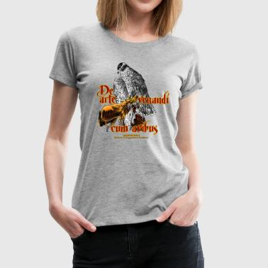 falconry - Women's Premium T-Shirt