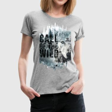 Call of the Wild Frauen Premium T-Shirt - Frauen Premium T-Shirt