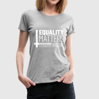 International Women's Day! Equal rights! - Women's Premium T-Shirt