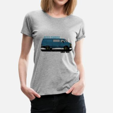 Mode Of Transport Van Auto Camping - Women's Premium T-Shirt