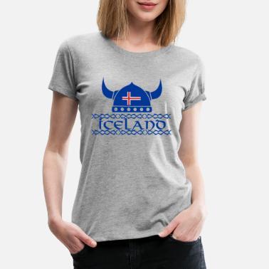 Island Iceland Reykjavik T-Shirt alle Größen NEU