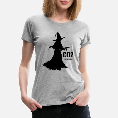 Co2 OFFTOPIC * CO2 - Women's Premium T-Shirt