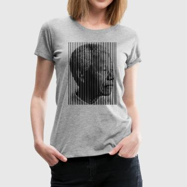 Mandela Freedom For all (1c) - Women's Premium T-Shirt