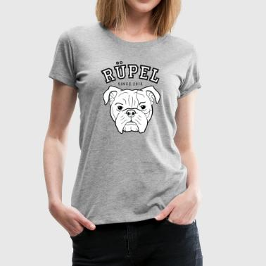 Rüpel since 2018 - Frauen Premium T-Shirt