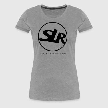 Sleep Less Records UK Iphone 6 case  - Women's Premium T-Shirt