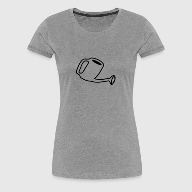 Watering Can - Women's Premium T-Shirt