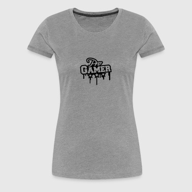 Pro Gamer Graffiti T-Shirts - Women's Premium T-Shirt