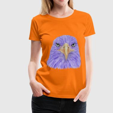 Adler / Eagle version h - Women's Premium T-Shirt