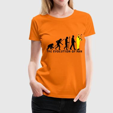 evolution_of_man_imker03_2c - Frauen Premium T-Shirt