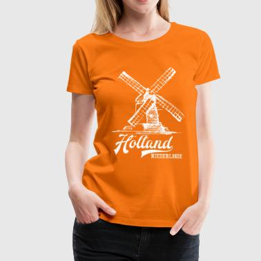 Holland - Frauen Premium T-Shirt
