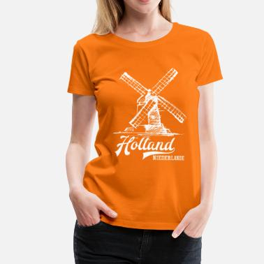 Ich Bin Holländer Holland - Frauen Premium T-Shirt