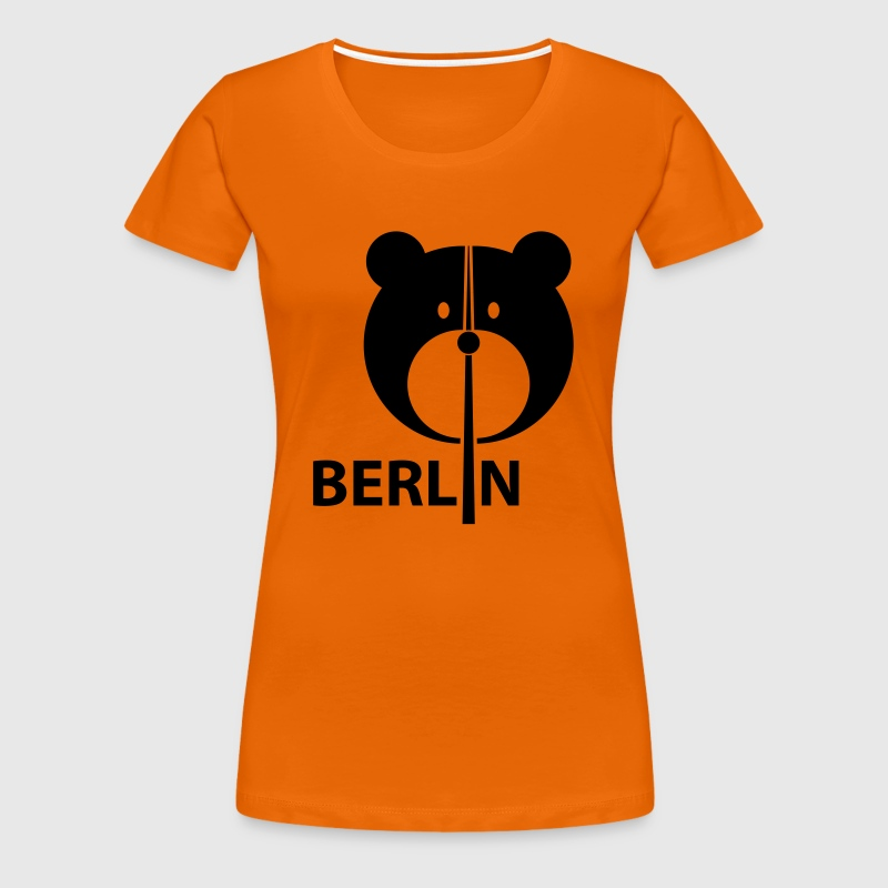 bärlin  - Frauen Premium T-Shirt