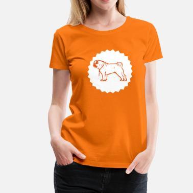 c60e1a31547b Suchbegriff   Mops Motiv  T-Shirts online bestellen   Spreadshirt