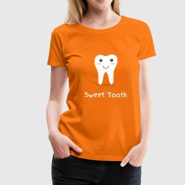 Sweet tooth - Women's Premium T-Shirt