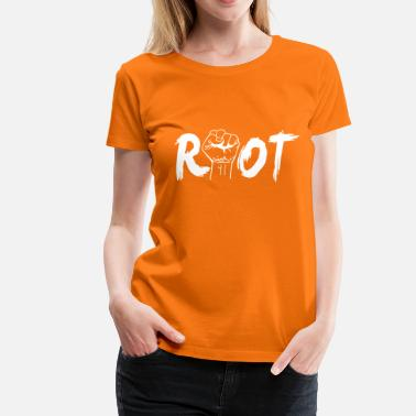 Pussy Riot riot - Vrouwen Premium T-shirt