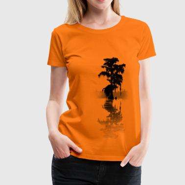 bald_cypress_ - Women's Premium T-Shirt