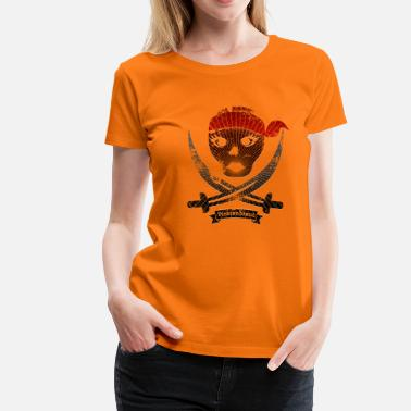 Piratenbraut Piratenbraut - Frauen Premium T-Shirt