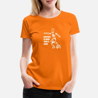 Football Game Football Football Game - Women's Premium T-Shirt