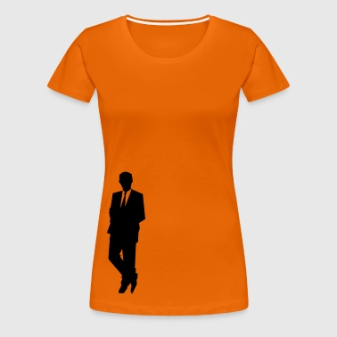 Business - Women's Premium T-Shirt